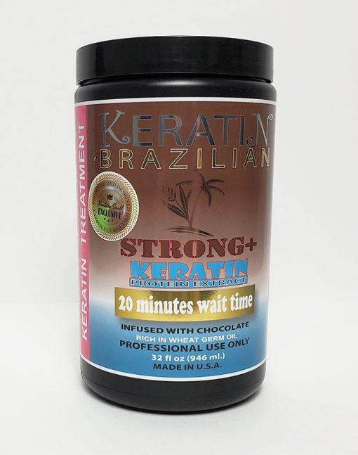 Keratin Chocolate Strong plus Edition 32oz