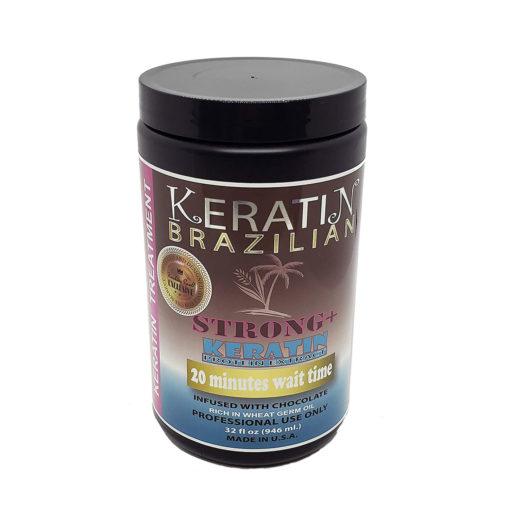 Kachita Spell Keratin Chocolate Strong+ Edition 32oz
