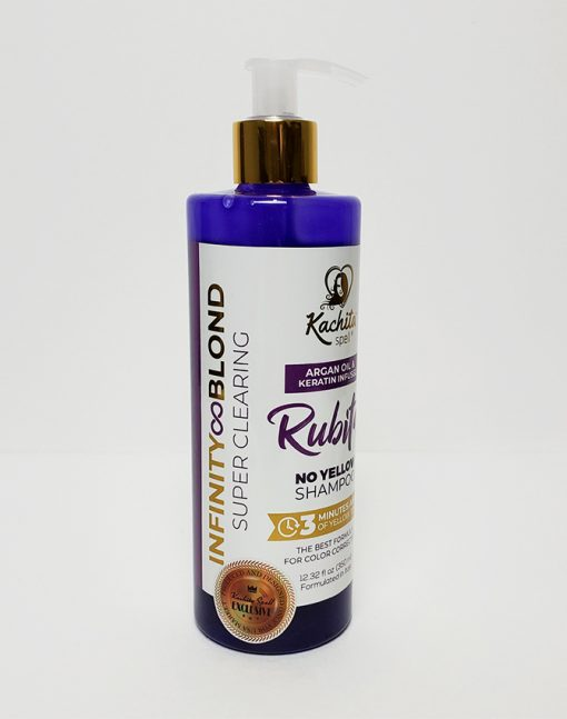 Purple Shampoo Rubitas 350ml Original Seal