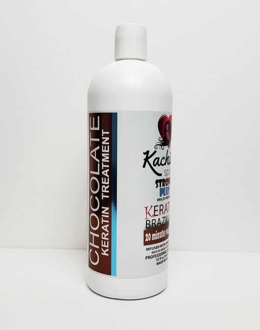 Keratin Chocolate Strong Plus 32oz Original Seal