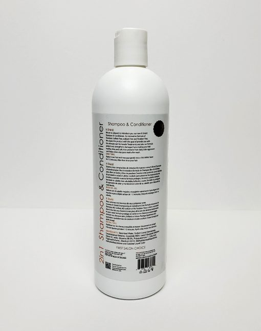 Shampoo Conditioner K-Shield Kachita Spell