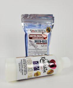 Kachita Powder Bleach Blue Deco-Max Original Seal
