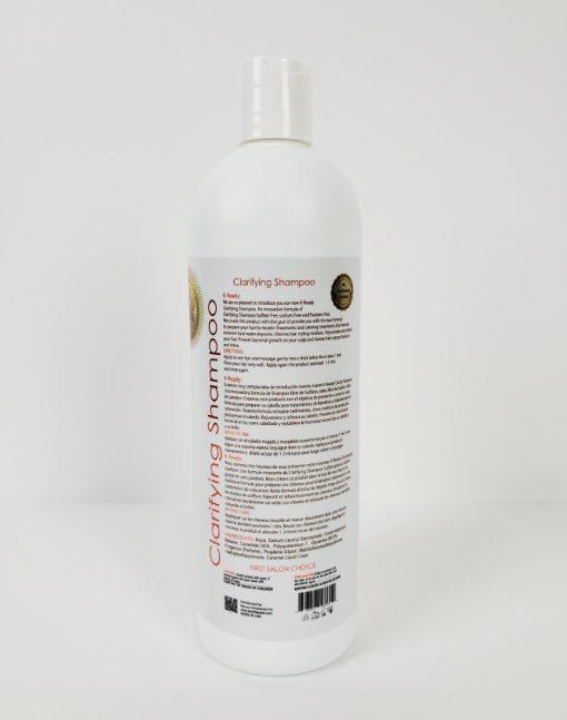 Clarifying Shampoo K-Ready 16oz Directions