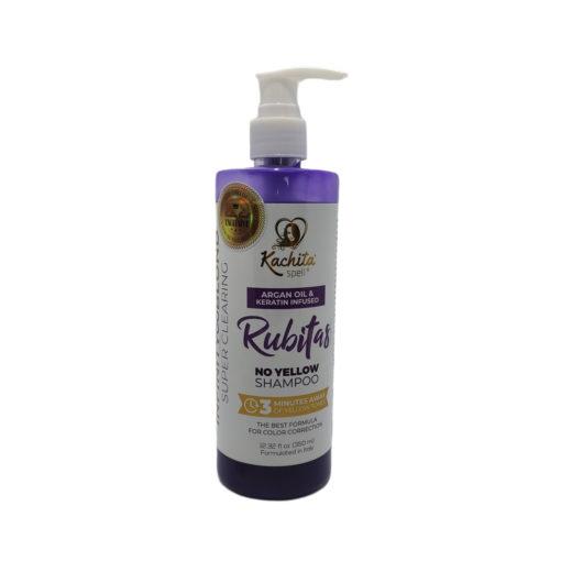 Purple Shampoo Toning Balance No Yellow Rubitas 350ml