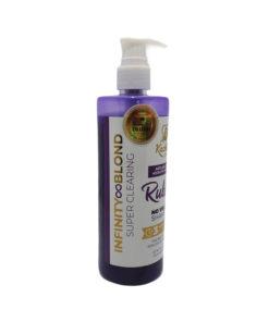 Purple Shampoo Toning Balance No Yellow Rubitas Kachita Spell