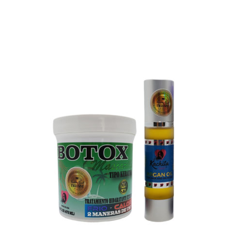 Kachita Spell Hair Botox + Moroccan Argan Oil