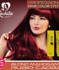 Blond Mahogany 7.5 Hair Color Cream Kachita Spell