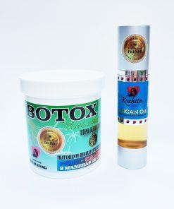 Hair Botox K-BOTOX Aceite de Argan Marroqui