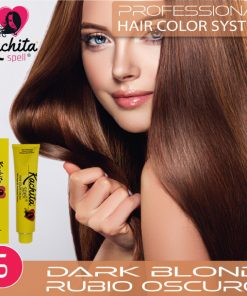 Dark Blond 6 Hair Color Cream Kachita Spell