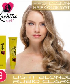 Light Blond 8 Hair Color Cream Kachita Spell