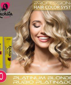 Platinum Blond 10 Hair Color Cream Kachita Spell
