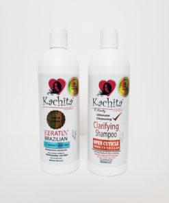 Keratin Special Edition Chocolate Clarify Shampoo