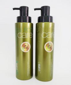 Ultra Rich Shampoo + Conditioner One Minute Hair Treatment Kachita Spell
