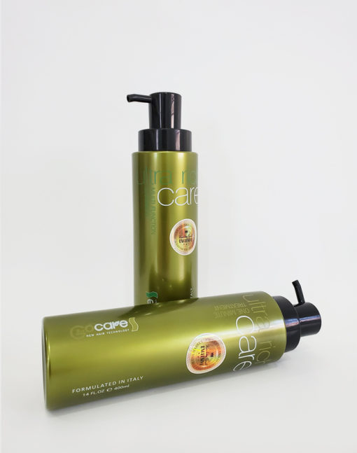 Ultra Rich Shampoo + Conditioner One Minute Hair Treatment