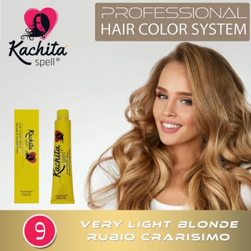 Very Light Blond