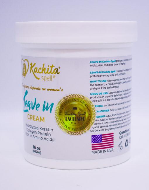 Leave-in Conditioner Cream