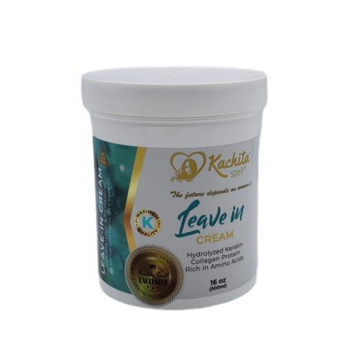 True Leave-In Hydrolyzed Keratin + Collagen Protein Cream