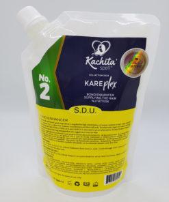 Kachita Spell Bond No 2 Bond Enhancer Supplying the Hair Nutrition KarePLEX Enriched with Argan Oil Perfector