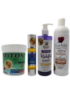 Intensive Repair Treatment for Blond Hair
