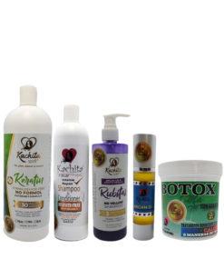 Perfect Straightening Treatment Keratin Formaldehyde Free Extreme Formula 32oz Blonde Hair