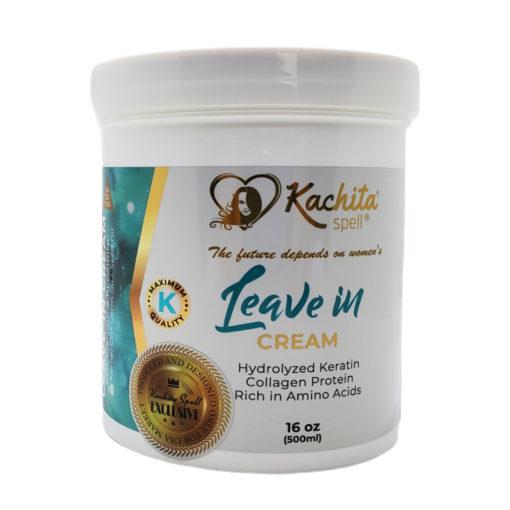 Leave-In Hydrolyzed Keratin + Collagen Protein 16floz