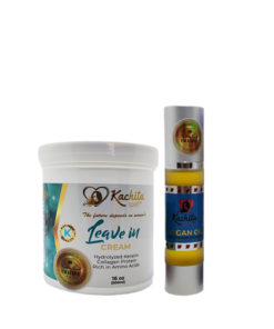 Leave-In Cream Daily Protection and Repair Treatment